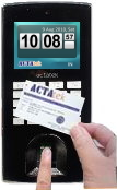 ACTAtek FingerPrint ,Smart Card