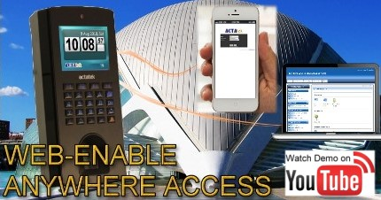 Access anywhere at any time!!!