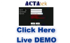 On-line ACTAtek Demo Unit